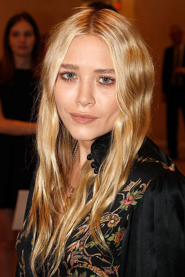 """<strong>Mary-Kate's rules of texture</strong><br><br> """"Everything I know about hair texture I learned from Mary-Kate and Ashley, or more appropriately, I have such an incredible appreciation of hair texture because of them,"""" Olsen hairstylist Mark Townsend told The Covateur. """"They are blessed with having great texture and natural wave in their hair so we don't have to spend a lot of time to get that perfectly tousled look. The biggest secret is the dry shampoo - it gives the hair such amazing texture."""" For Mary Kate, Townsaid says he keeps as much of her natural wave as possible. """" I usually add a few drops of Dove Nourishing Oils Anti-Frizz Serum to her hair and let it dry naturally. [I then] spray dry shampoo on the roots for volume and texture and I'll use a one-inch curler to touch up any waves that aren't falling into place. Her biggest rule: no more than 5 hairpins ever and I mostly stick to that!"""""""