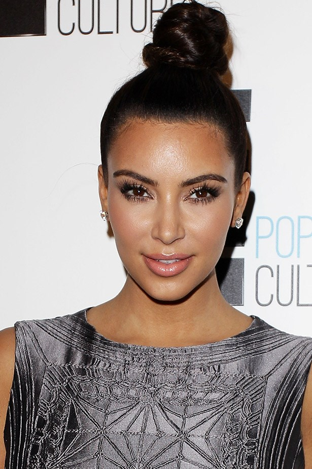 During her visit to Sydney in 2012, Kim K rocked top-know perfection.