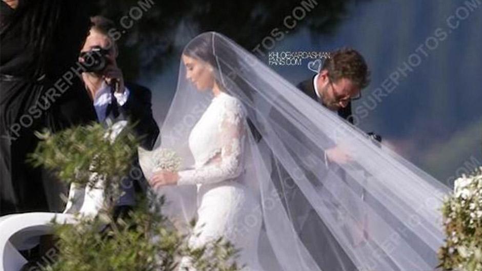 kardashian wedding dress photos gown givenchy