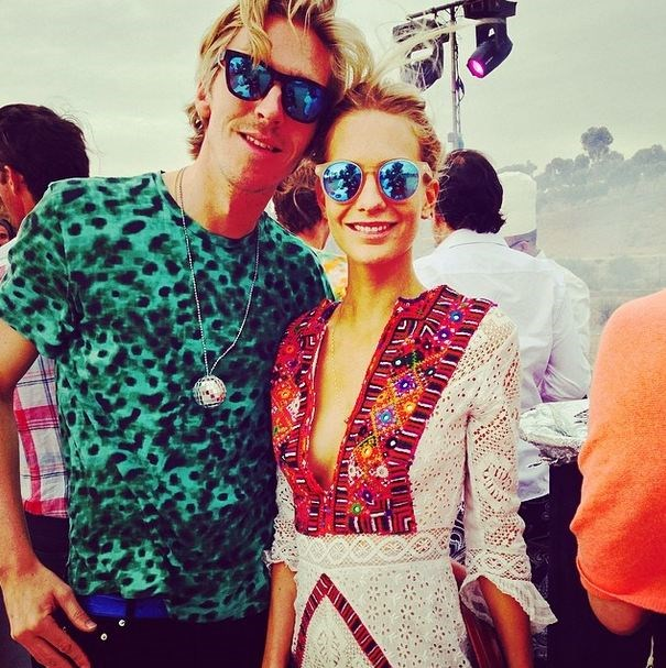 Poppy Delevingne's Moroccan wedding weekend
