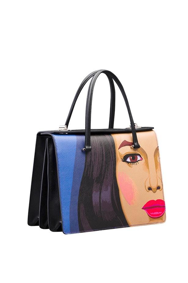 Bag, $4,030, Prada, (02) 9223 1688