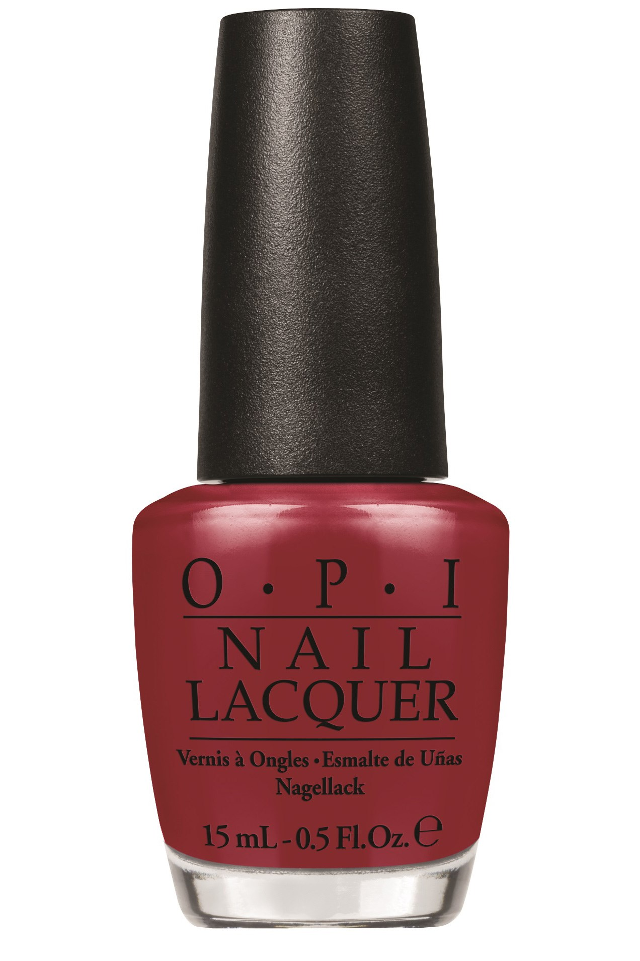 """<p><strong>Genevra - fashion news director </strong></p> <p><em>Nail Lacquer in Malaga Wine, $19.95, OPI, <a href=""""http://www.opi.net.au"""">opi.net.au</a></em></p> <p>It's a classic for toes. And even though mine are mostly hidden in winter boots, it's always good to be prepared!</p>"""