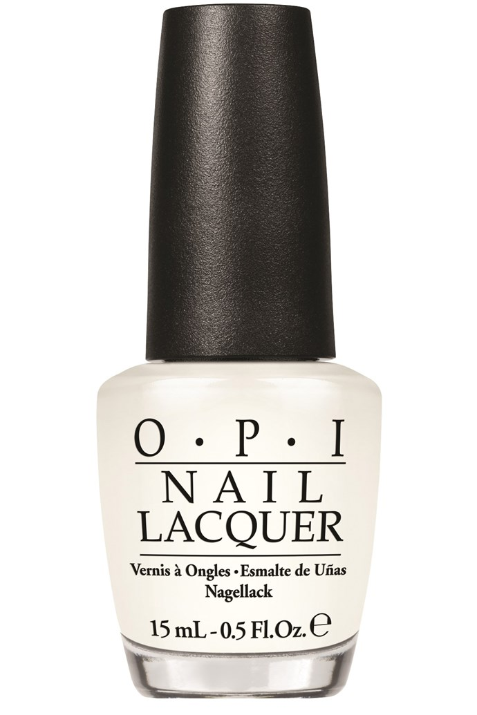 """<p><strong>Elle - Editorial Coordinator </strong><p/> <p><em>Nail Lacquer in Funny Bunny, $19.95, OPI, <a href=""""http://www.opi.net.au"""">opi.net.au</a></em><p/> <p>It sits pretty with my winter whites.<p/>"""