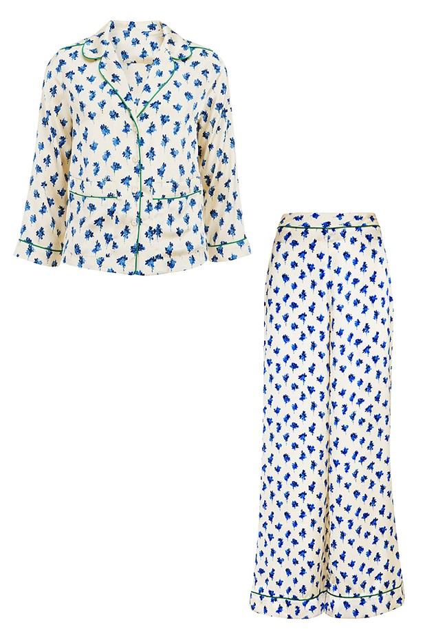 <p><strong>5. RELEASE YOUR INNER BOHEMIAN</strong></p> <p>Because any good fashion vanguard should spend at least part of the day lounging in silk pyjamas. Wear them barefoot for entertaining at home, orwith piled-on jewels for braving the public.</p> <p>Pyjama top, $100,pants, $110, both Kate Moss ForTopshop, (02)8072 9300</p>