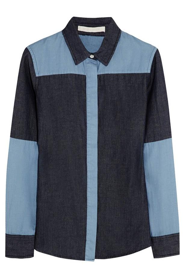Shirt, $278.63, Jonathan Simkhai, net-a-porter.com