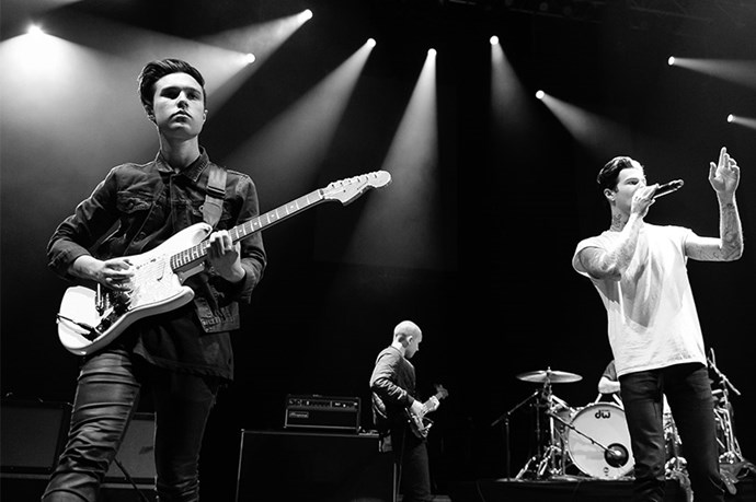 "<strong>#17: the Neighbourhood</strong> <br><br> Since releasing their song ""Sweater Weather"", these LA pop-rockers, also sometimes stylised as the NBHD have been streamed more than 55 million times on Spotify."