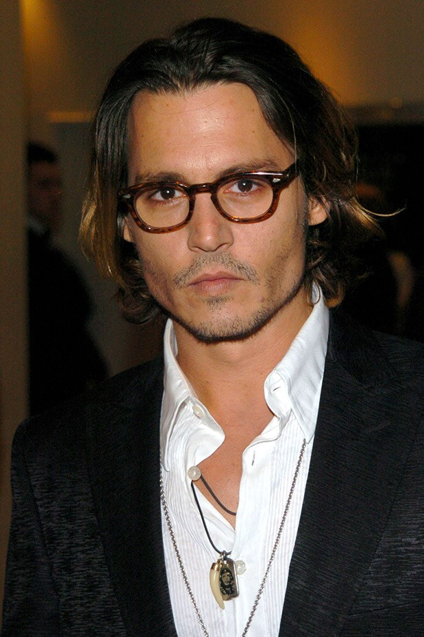 At the BAFTA Awards in 2004. We die.