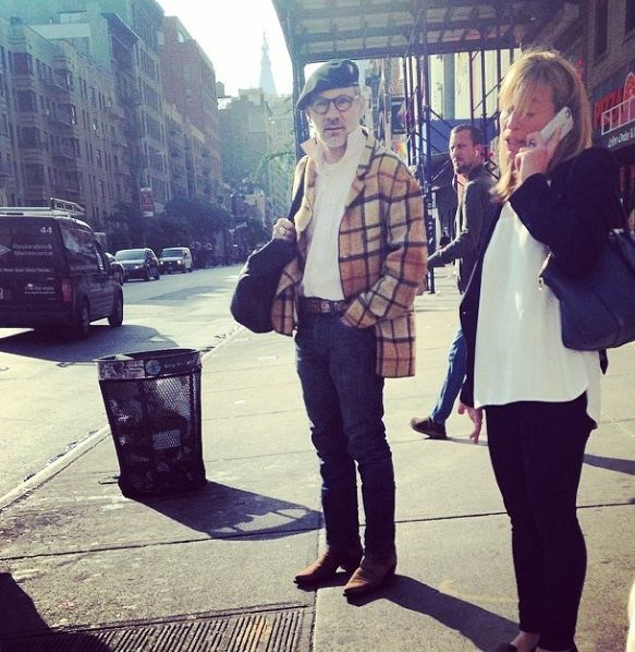 Fashion Grandpas, we salute you.