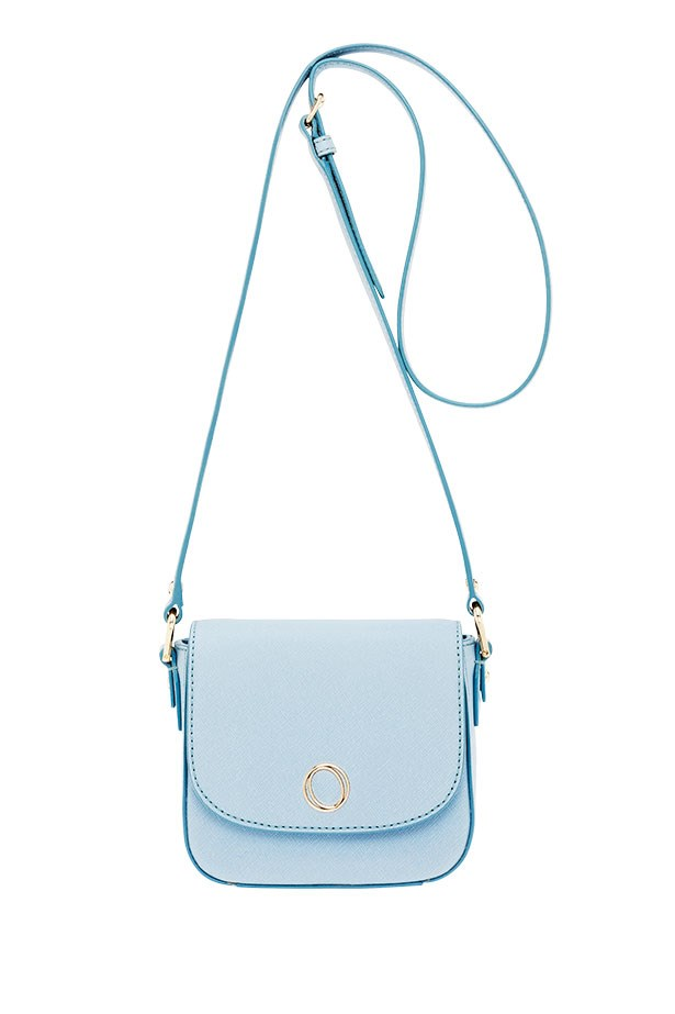 """Bag, $295, Oroton, <a href=""""http://www.oroton.com"""">oroton.com</a>"""