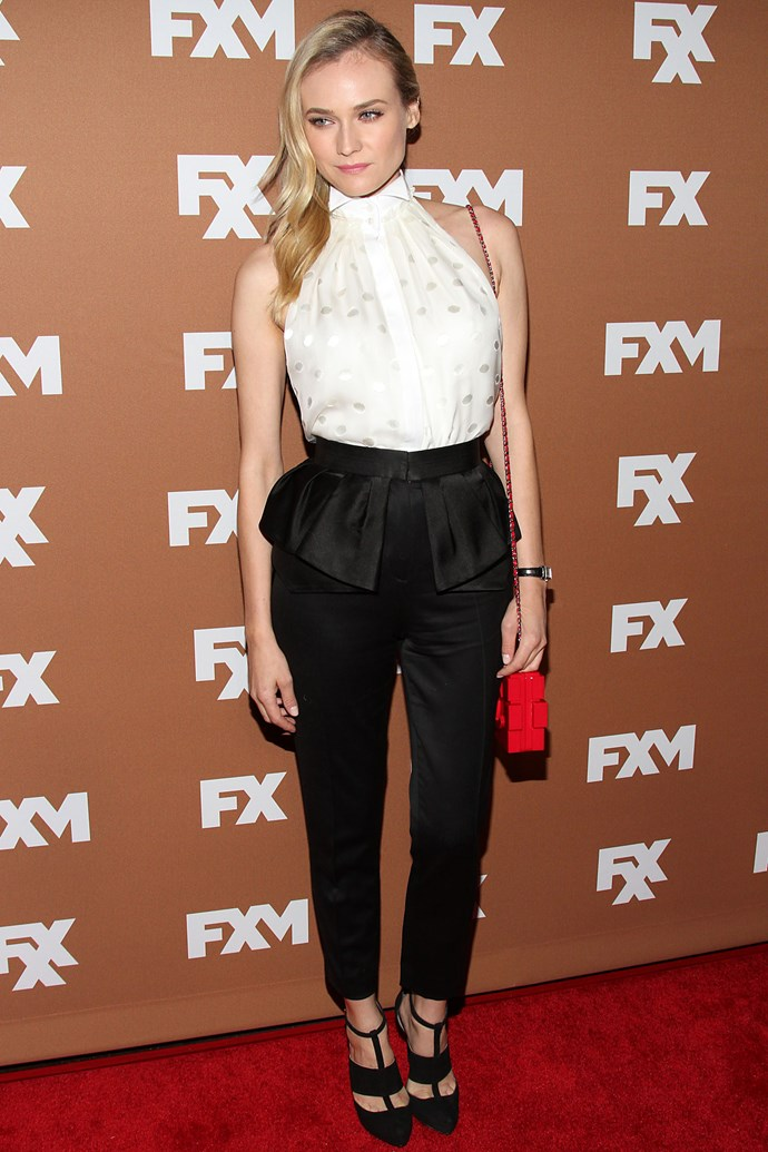 That time she went bowling in Jason Wu.
