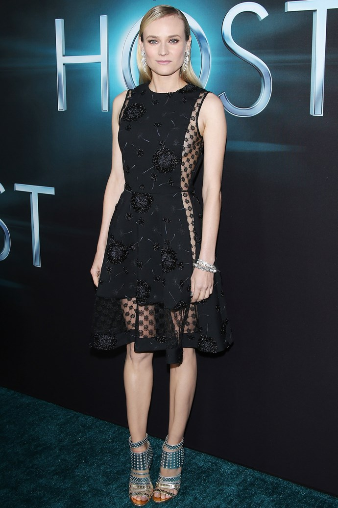 That time her movie was truly awful but it didn't even matter because THAT THAKOON DRESS.