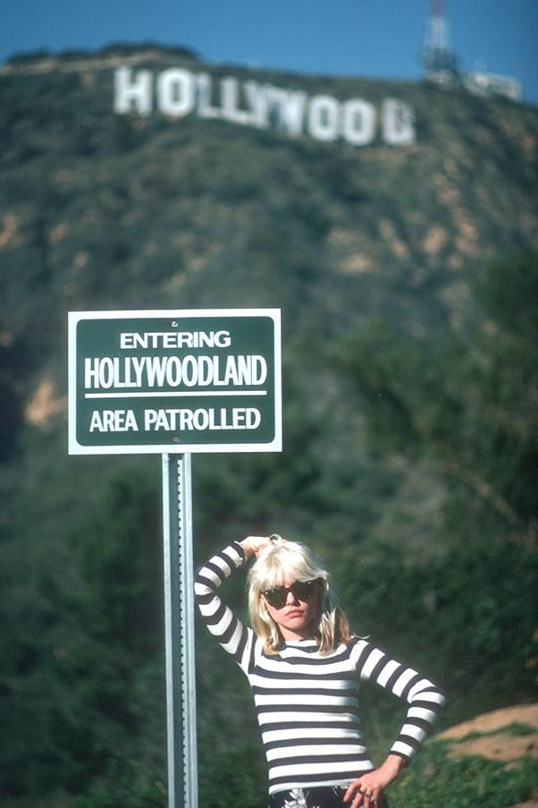 Debbie Harry in LA