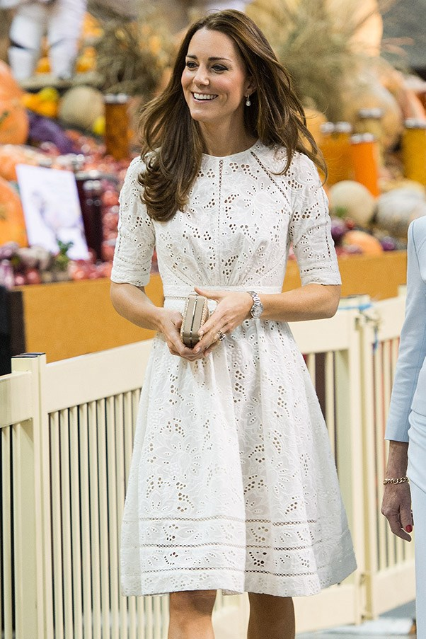 Kate Middleton's Zimmermann dress