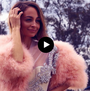 Nicole Richie stars as ELLE Australia's July cover girl