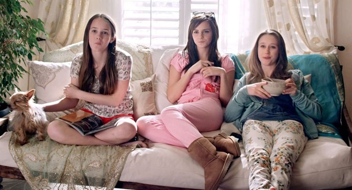 Emma Watson embraced the JC trackie in <em>The Bling Ring</em>.