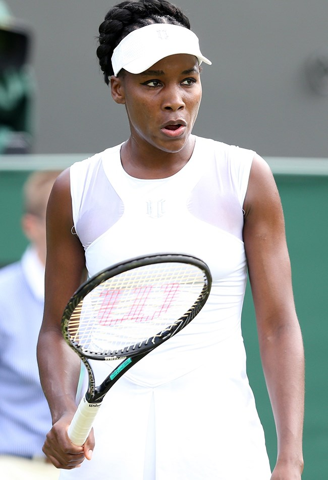 <strong>2014: Who's next?</strong><br> Serena Williams is tipped to win the 2014 Wimbledon showdown. Strawberries and cream and Pimm's at the ready!
