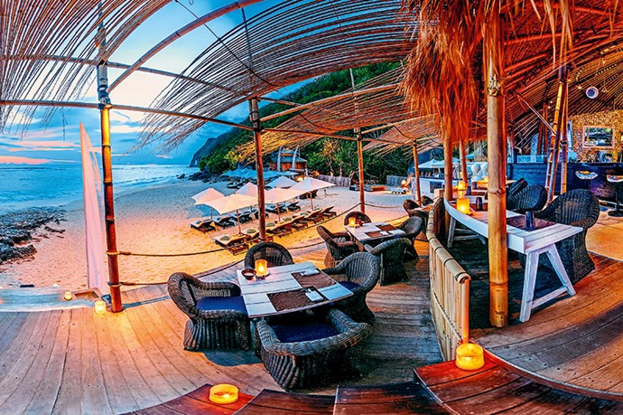 "<p><strong>Hotels made for partying</strong></p> <p>Karma Kandara, Ungasan</p> <p>The hotel is home to one of the world's best-known beach clubs, Karma Beach Bali, reached via a funicular ride down 85 metres of cliff-face. Dance barefoot under the stars to some of Ibiza and London's hottest DJs.</p> <p><a href=""http://www.karmakandara.com"">karmakandara.com</a></p>"