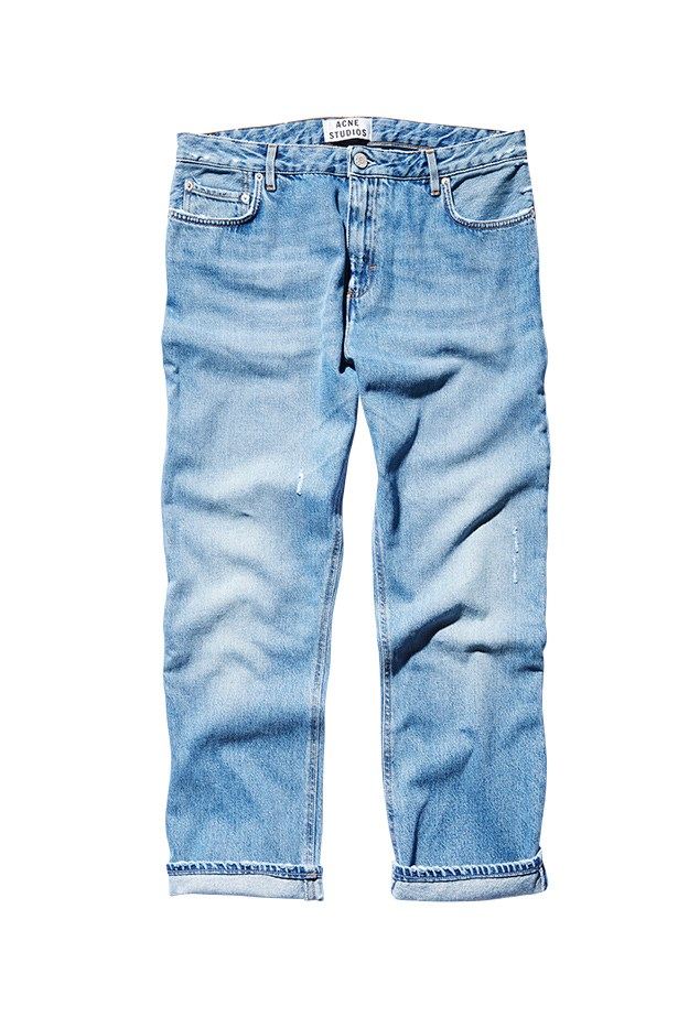 Jeans, $310, Acne, (02) 9360 0294