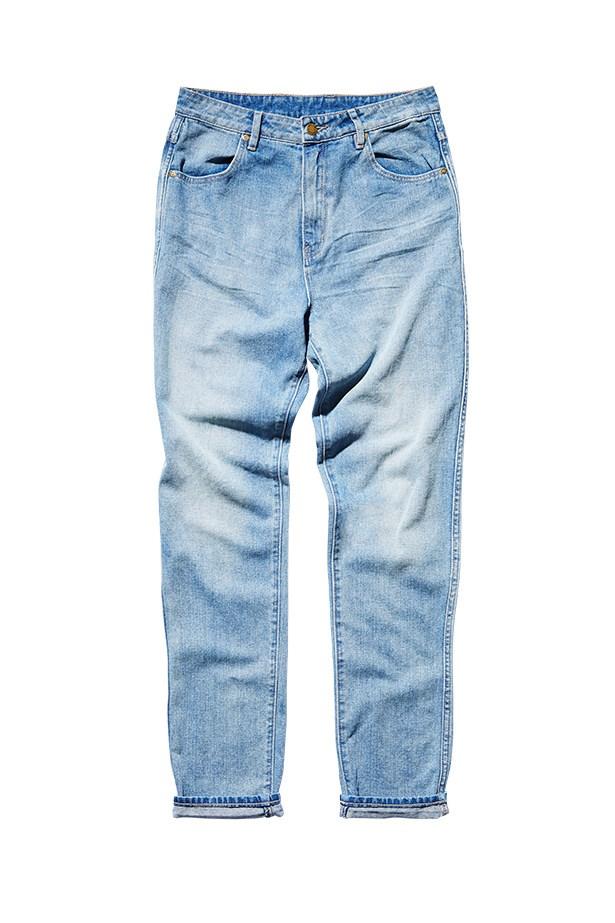 """Jeans, $150, Rolla's, <a href=""""http://www.generalpants.com.au"""">generalpants.com.au</a>"""