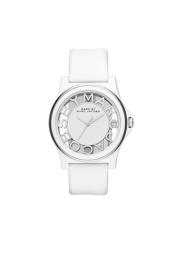 "Watch, $229, Marc By Marc Jacobs, <a href=""http://www.watchstation.com.au"">watchstation.com.au</a>"