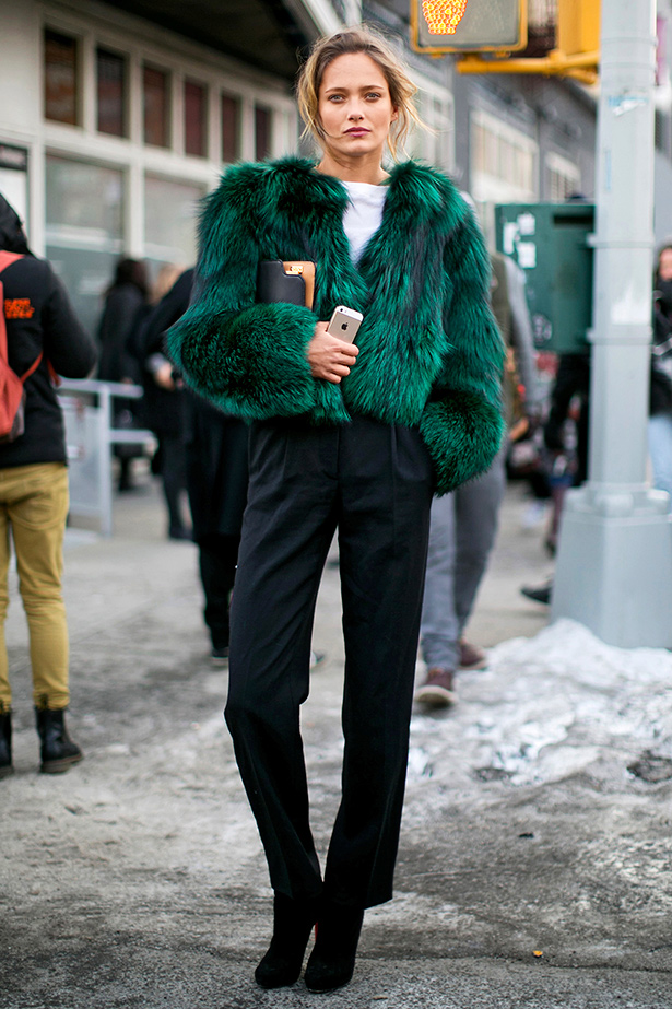 Elle Editor Dee Jenner Shares Her Street Style Favorites