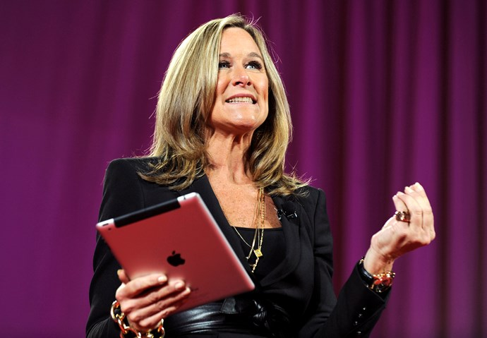 Angela Ahrendts reveals the secrets to her success
