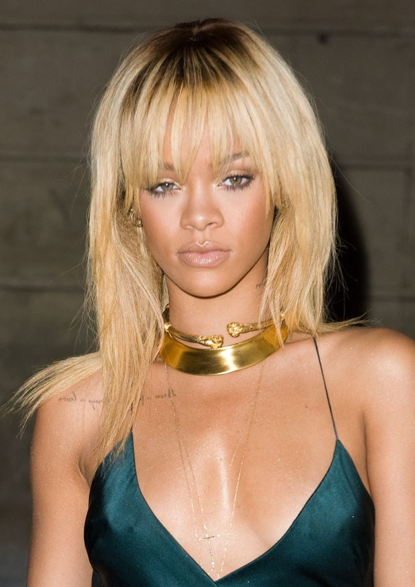 However, there was something about popstar when she rocked honey-hued locks.