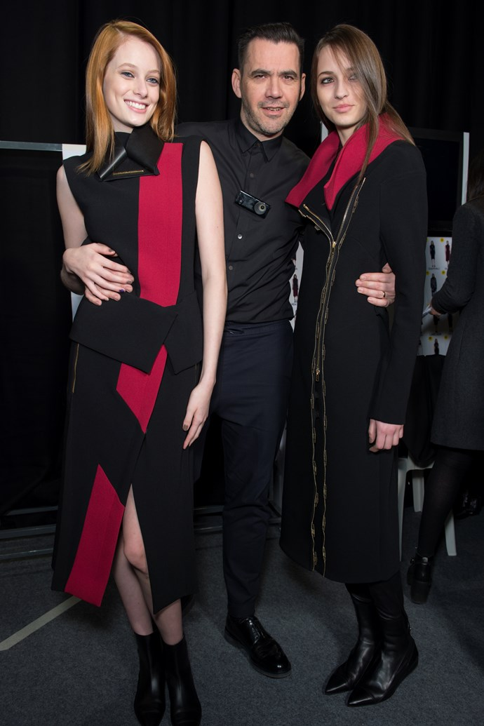 Roland Mouret to launch Australian Wool collection