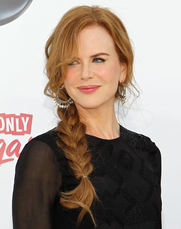 Nicole Kidman has long been the Queen natural redhead of Hollywood.