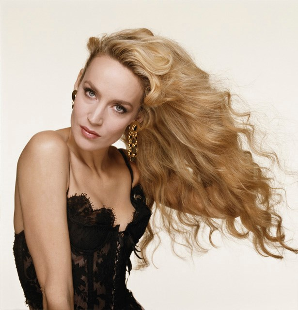 """<strong>Jerry Hall</strong><br><br> Already a model but """"too exotic-looking"""" for Texas, southern bombshell Jerry Hall, decided to move to Paris to try and get more work. But in her autobiography, she claims it was Eileen Ford, whom she met in France, that really helped her by convincing her to move to New York, where she then picked up countless covers."""