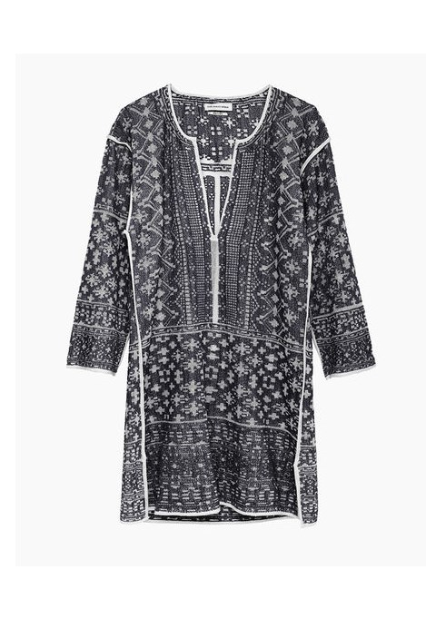 "Dress, $395.50, Étoile Isabel Marant, <a href=""http://www.lagarconne.com"">lagarconne.com</a>"