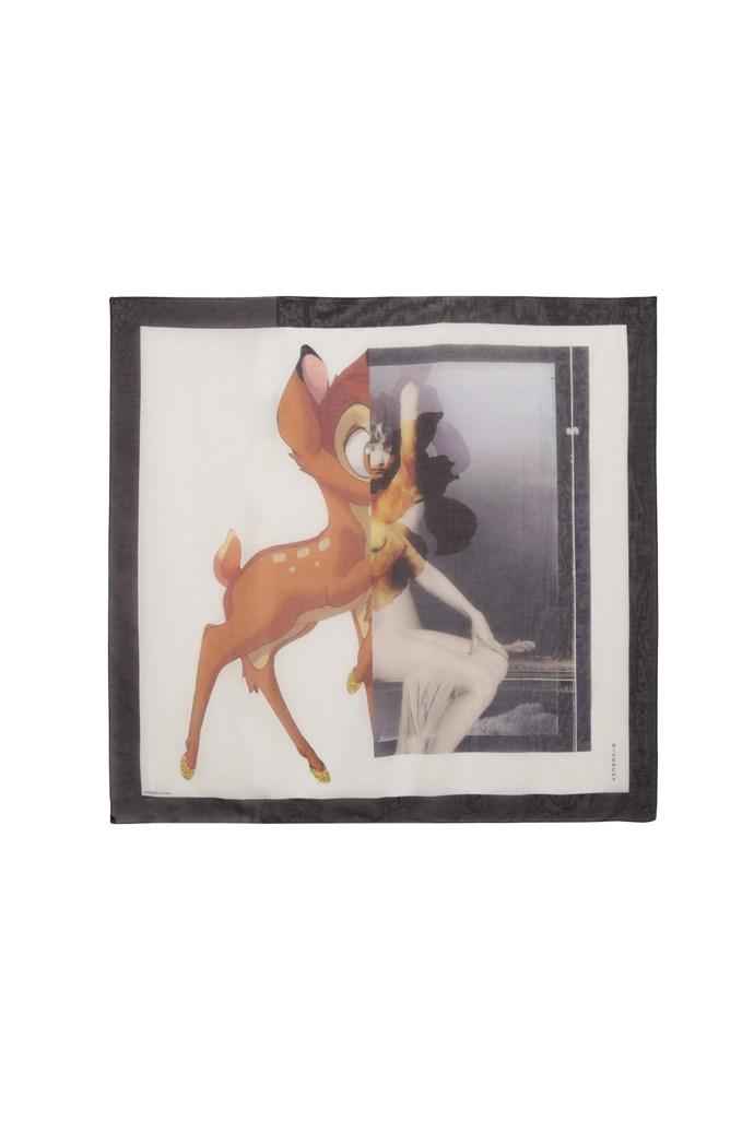"""Scarf, $650, Givenchy, <a href=""""http://www.net-a-porter.com"""">net-a-porter.com </a>"""