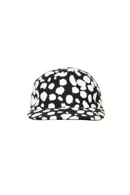 """Hat, approx. $64, Être Cécile, <a href=""""http://www.etrececile.com"""">etrececile.com </a>"""
