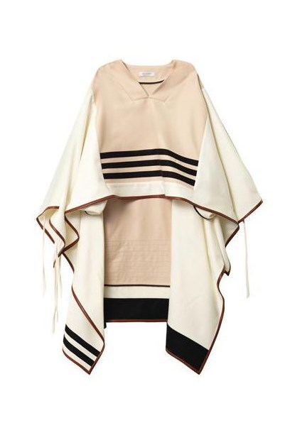 "Cape, $2,661, Altuzarra, <a href=""http://www.matchesfashion.com"">matchesfashion.com </a>"