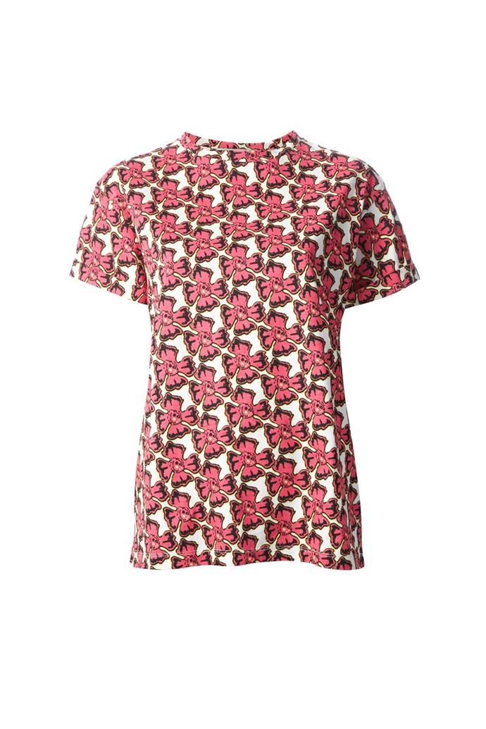"""T-shirt, $123, Être Cécile, f<a href=""""http://www.farfetch.com"""">arfetch.com</a>"""
