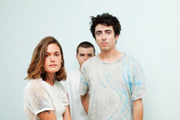 Brooklyn trio Wet