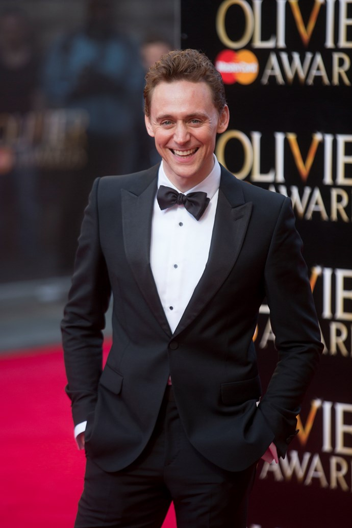 <strong>TOM HIDDLESTON</strong><br><br> Our crush on Hiddles just got bigger. Apart from English, he's fluent in 3 other languages: Spanish, French and Greek. Swoon.