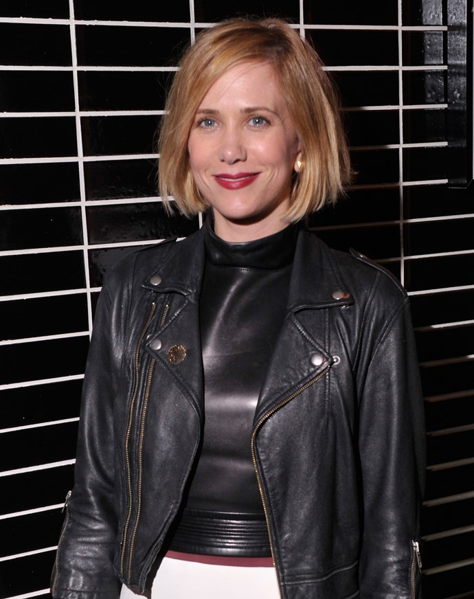 <strong>KRISTEN WIIG</strong><br><br> <em>The Bridesmaids</em> star studied art at university and prior to her big break in comedy, worked as a graphic artist.