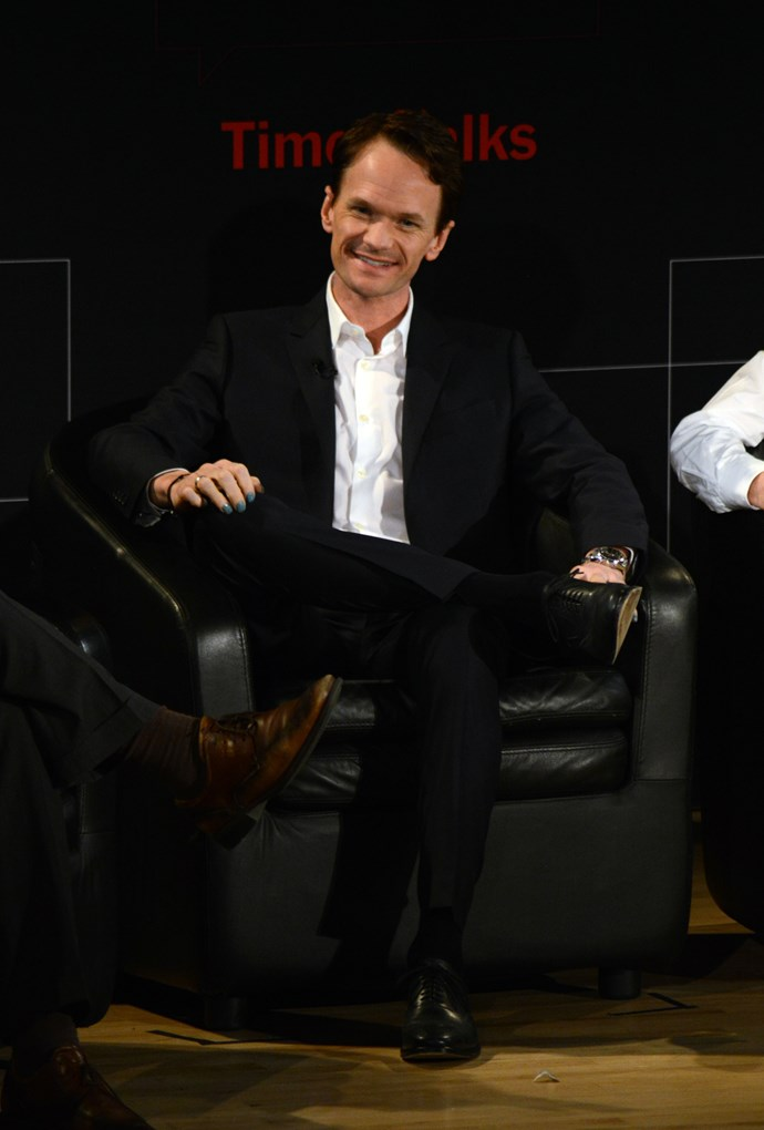 <strong>NEIL PATRICK HARRIS</strong><br><br> The <em>How I Met Your Mother</em> star, just like his character, loves a trick or two. He performs illusions for audiences, has directed a magic show and even is president of the Academy of Magical Arts.