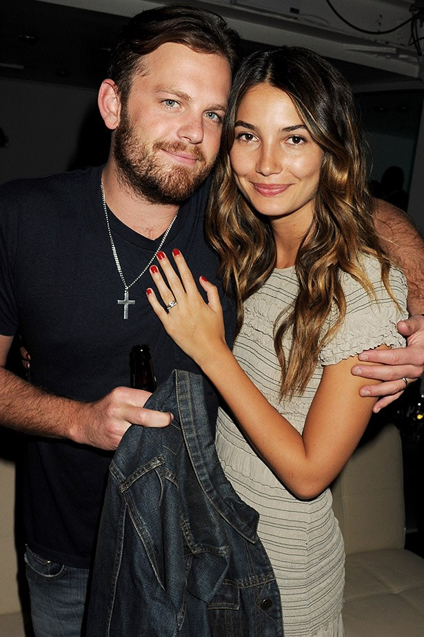 After meeting at Coachella in 2007, Victoria's Secret model Lily Aldridge and Kings of Leon frontman and guitarist, Caleb Followill were married four years later and now have a two-year-old daughter together, Dixie Pearl Followill.