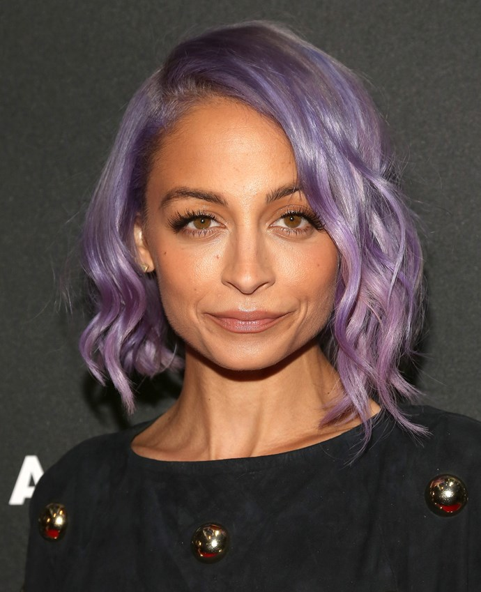 <strong>THE LOOSE BOB OR LOB </strong><BR><BR> Nicole Richie