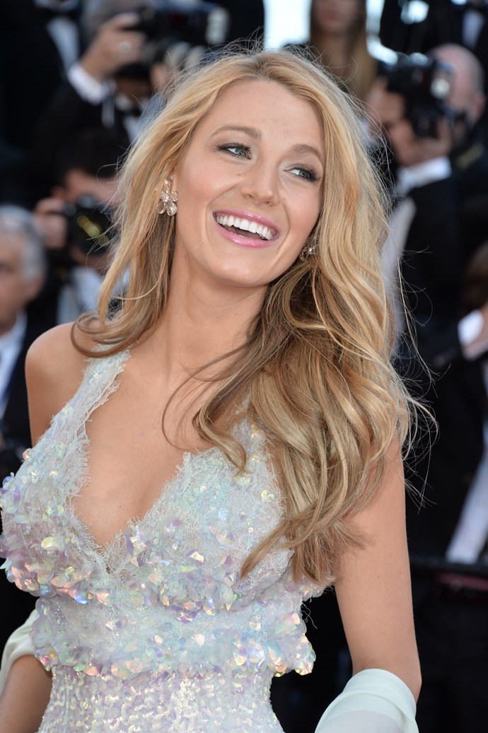 <strong>THE NEW GLAMAZON (LONG AND LENGTHY)</strong><BR><BR> Blake Lively