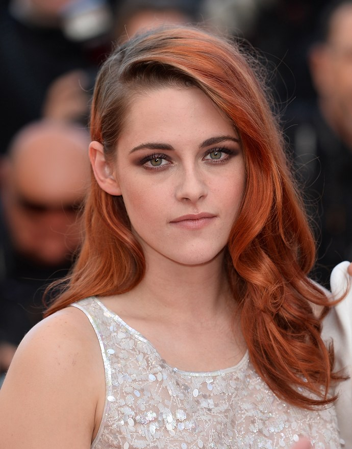 <strong>THE NEW GLAMAZON (LONG AND LENGTHY)</strong><BR><BR> Kirsten Stewart
