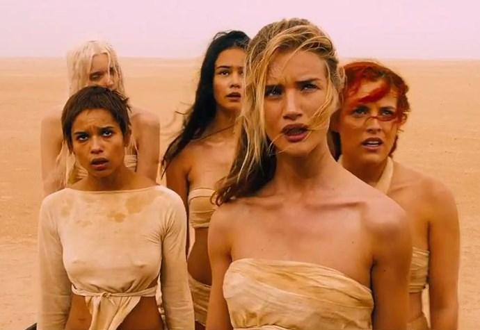 Killing it: the models of <em>Mad Max: Fury Road</em>