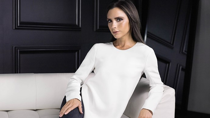 Victoria Beckham auctions outfits for charity