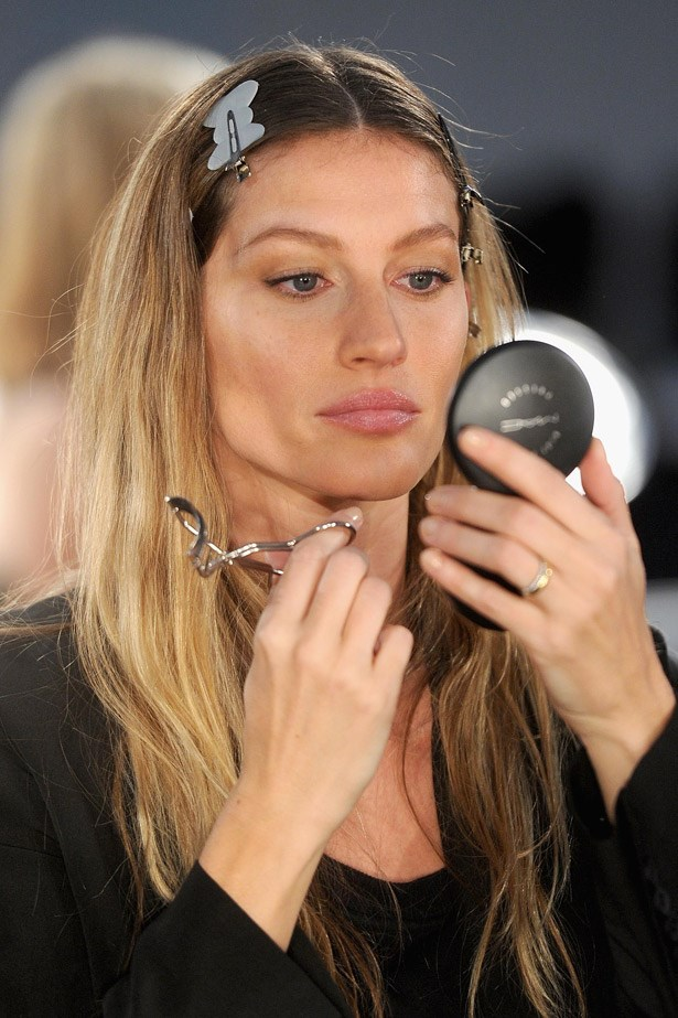 Click through to see seven more ways to get a Gisele-like glow.