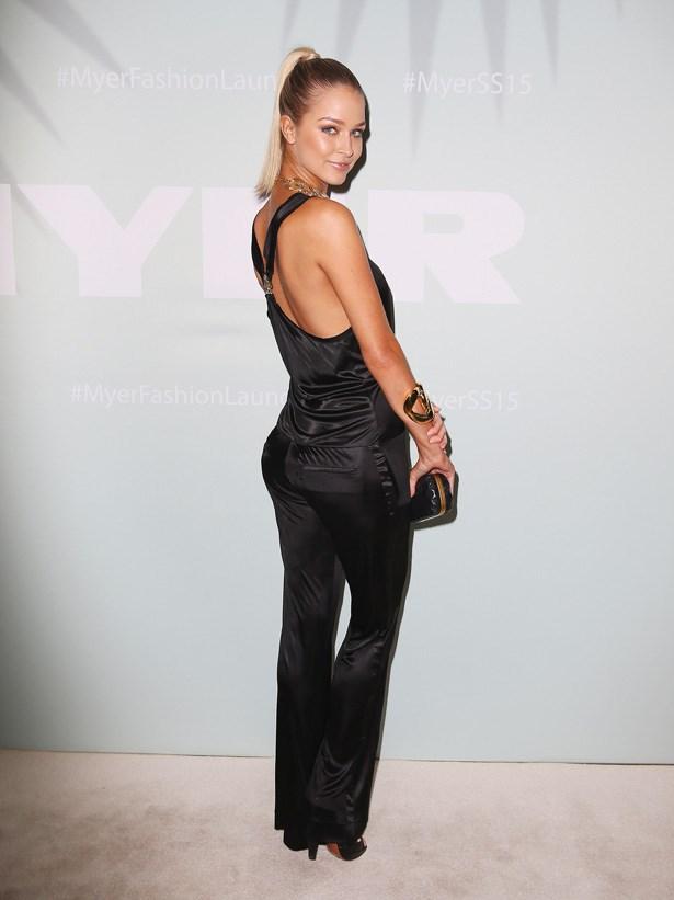 Ex-Miss Australia, Renae Ayris