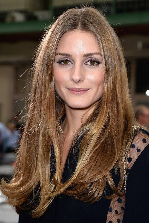 <strong>Honey Hue</strong><br> On her way from brunette to blonde, Olivia Palermo made a short stop at this honey-walnut hue. Again, works for most skintones, this is a really great option for those who don't like too much red in their hair (like Rihanna's look), but still want a super-flattering colour that is going to give some warmth to the skin.
