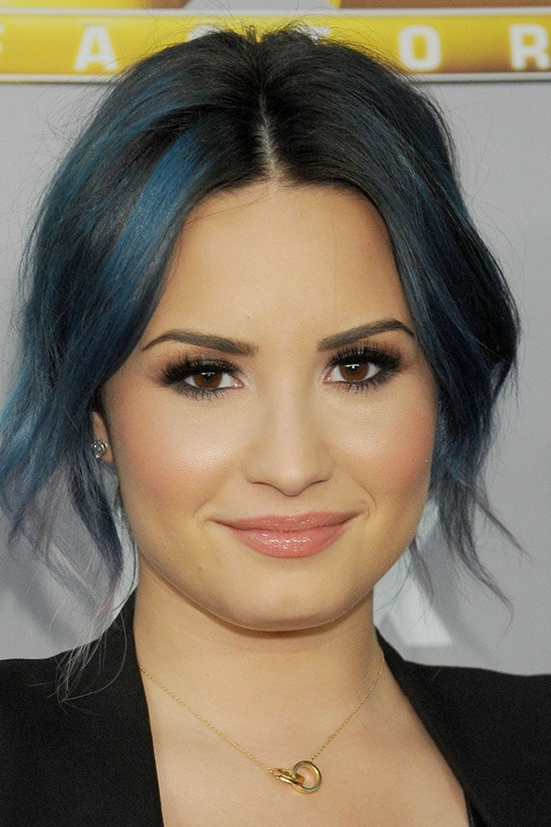 <strong>Rainbow Wash</strong><br> You've already got the highlights or balyage, you want a change, but not a permanent one. Then consider embracing the rainbow trend that has been circulating young Hollywood for the last couple of years. On dark hair, like Demi Lovato here, its quite easy and can look elegantly subtle, but you do need to have the highlights already if you want really vibrant colour (rainbow tones don't lighten hair).