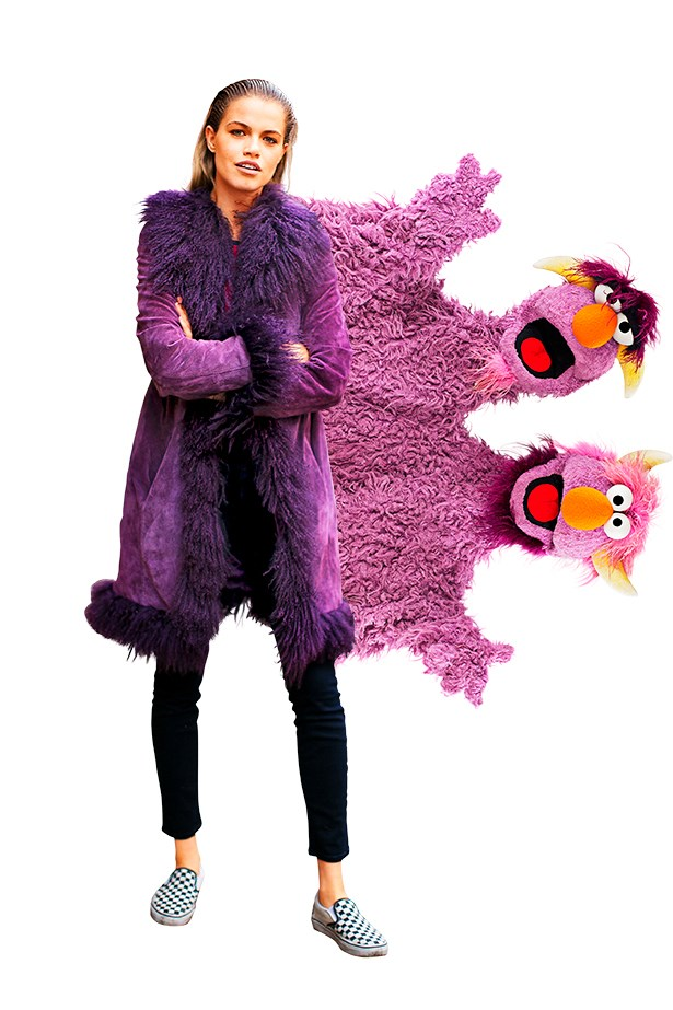 <p><strong>Puppet Play</strong></p> <p>Think Sesame Street meets Saint Laurent, Oscar the Grouch in Opening Ceremony… Pick a muse and pair your fuzz with black skinnies and sneakers. Hi, ho, welcome to The Muppet Show!</p>